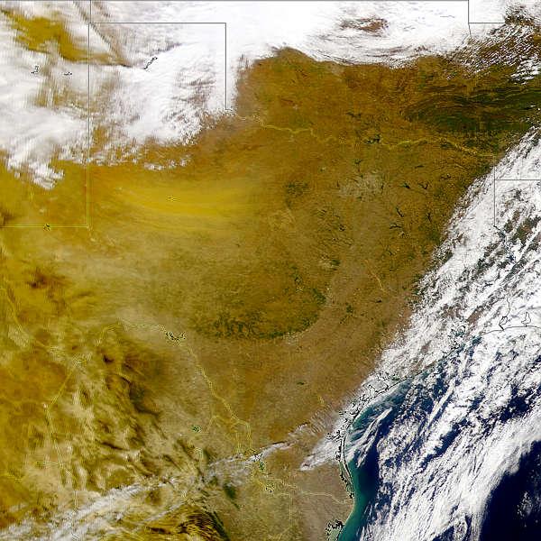 dust storms nasa - photo #40