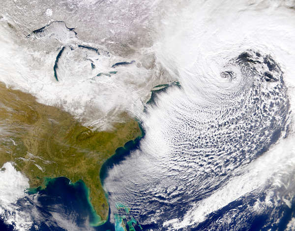 Eastern U.S. After the Snow Storms - related image preview