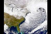 Eastern U.S. After the Snow Storms