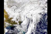 East Coast Snow Storm