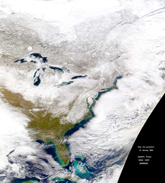 East Coast Snowfall - related image preview