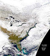 East Coast Snowfall - selected image