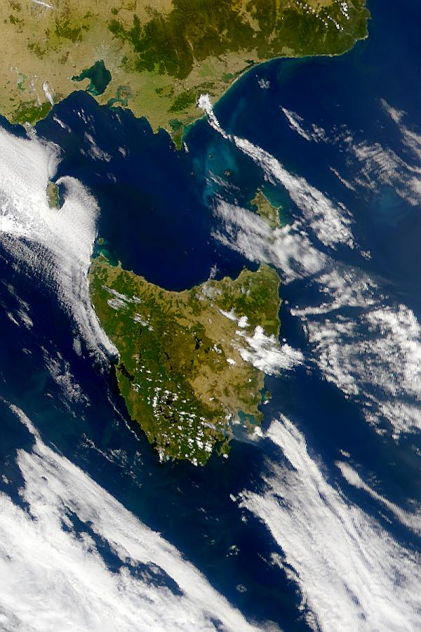 Smoke From Tasmanian Fires - related image preview
