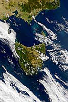 Smoke From Tasmanian Fires - selected image