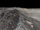 Perspective View, San Andreas Fault - selected image