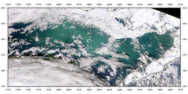 Bering Sea - related image preview