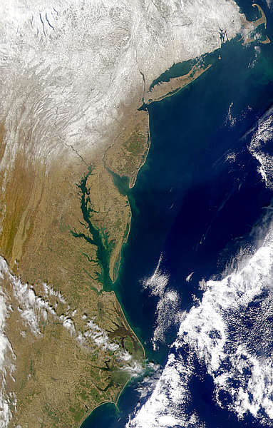 U.S. Mid-Atlantic Snow Cover - related image preview
