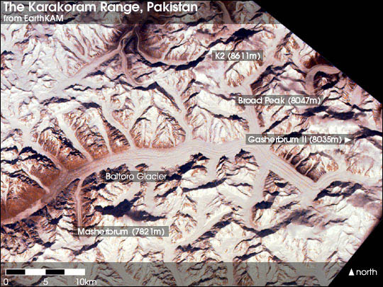 Karakoram Range, Pakistan - related image preview