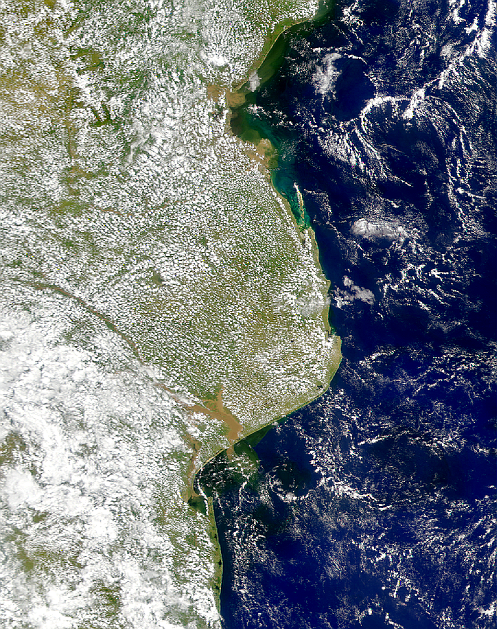 Mozambique's Flood Waters - related image preview