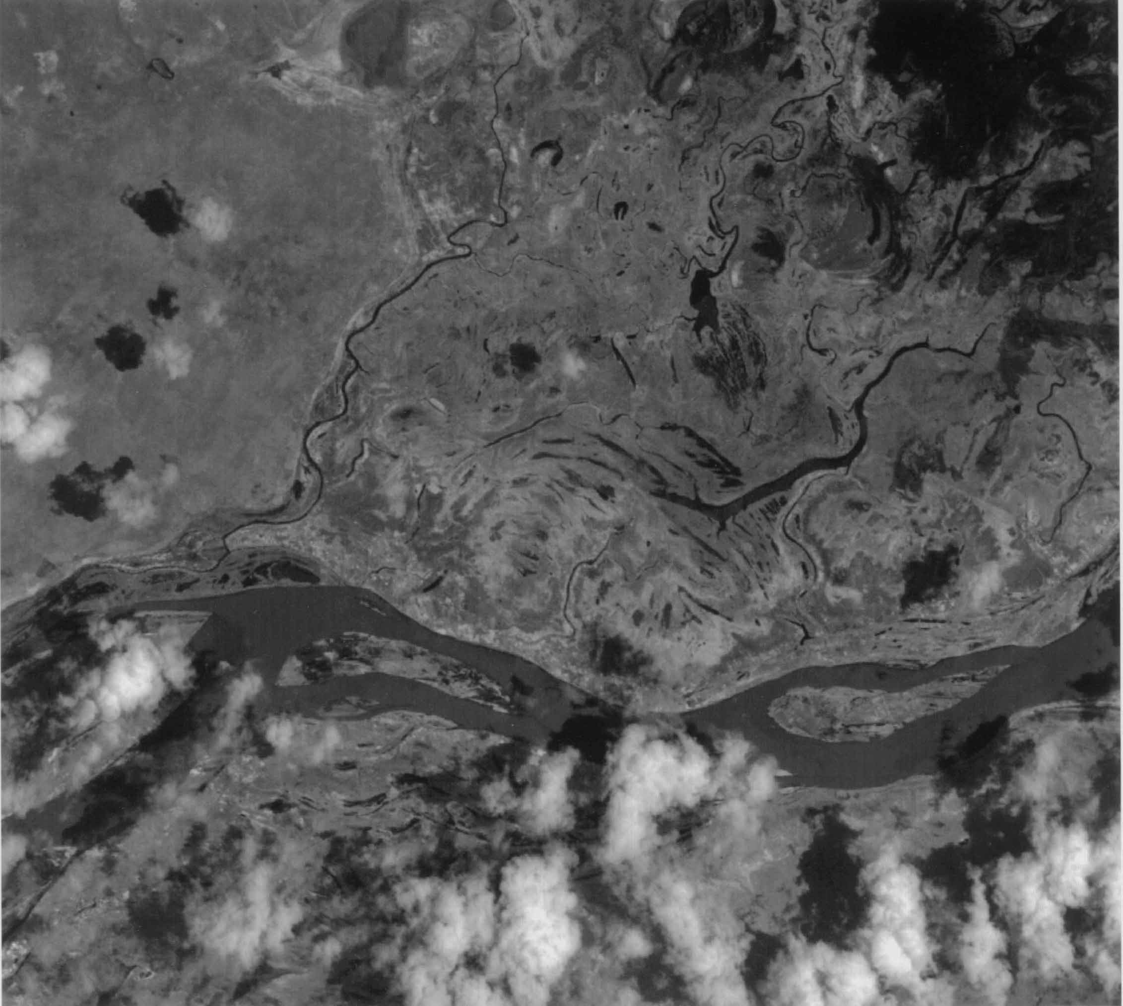 Visible/Near-Infrared of San Francisco River, Brazil - related image preview