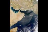 Dust Storm in Oman
