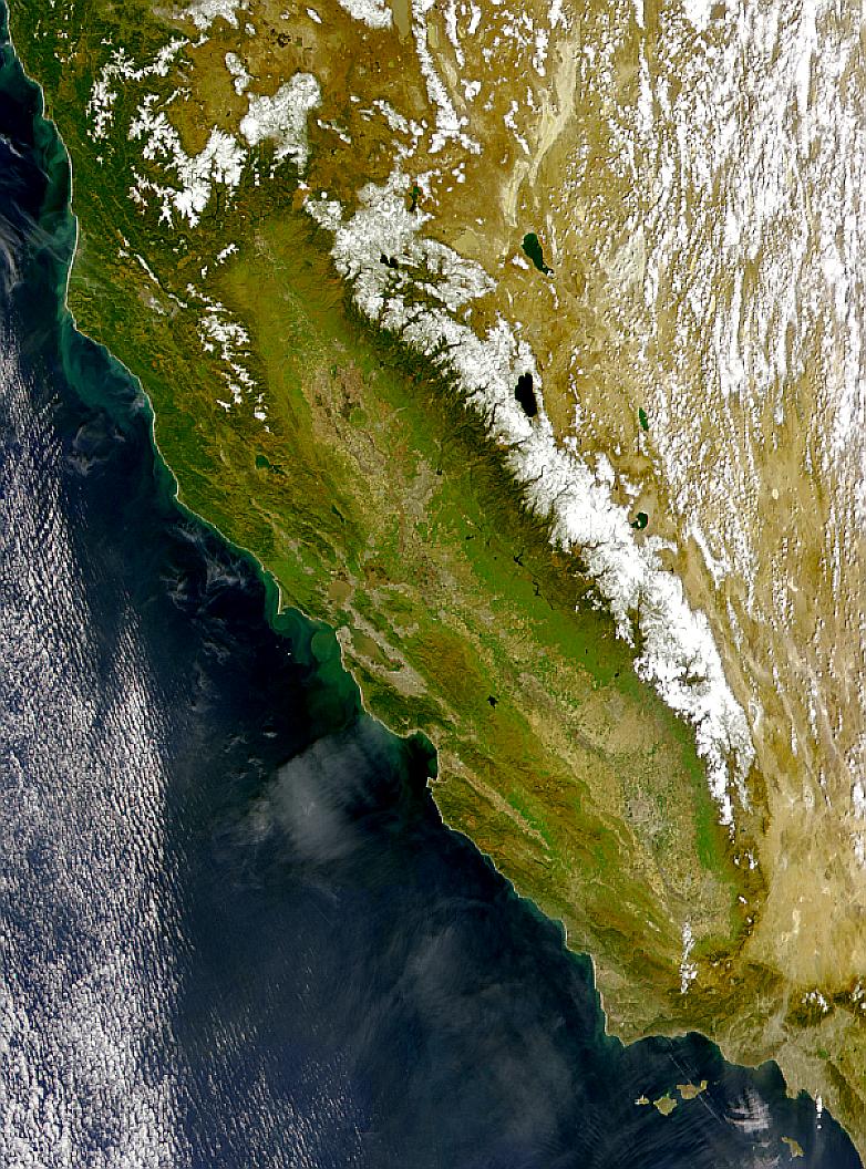 Turbid San Francisco Bay - related image preview