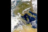 Western Europe and Mediterranean Dust