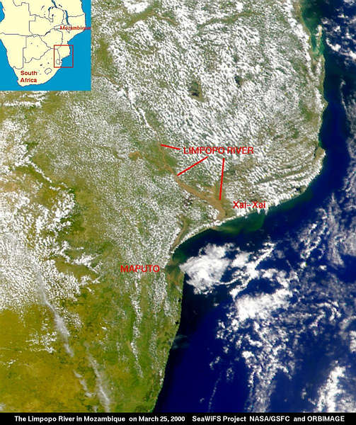 Mozambique Floods - related image preview