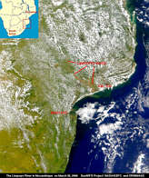 Mozambique Floods - selected image