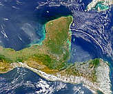 Smoke in Central America - selected image