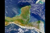 Smoke in Central America