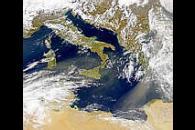 Mediterranean Dust