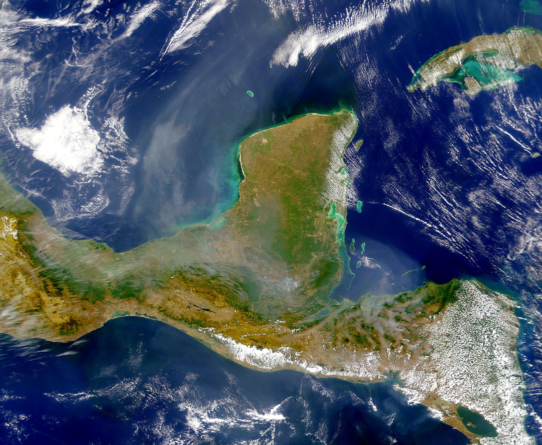 Central American Smoke - related image preview