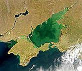 Crimea and Sea of Azov - selected image