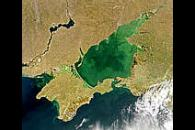 Crimea and Sea of Azov