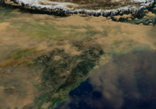 Aerosols Over the Indian Sub-continent - related image preview
