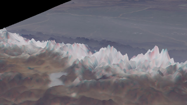 Himalaya Range Oblique View from MISR - related image preview