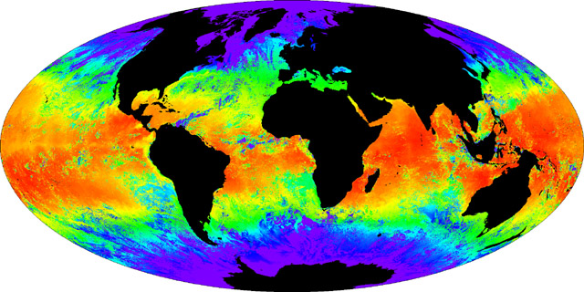Global Sea Surface Temperature - related image preview