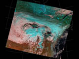 MODIS Cloud Types - selected image