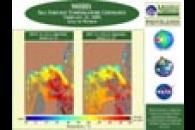 MODIS Sea Surface Temperature Estimates