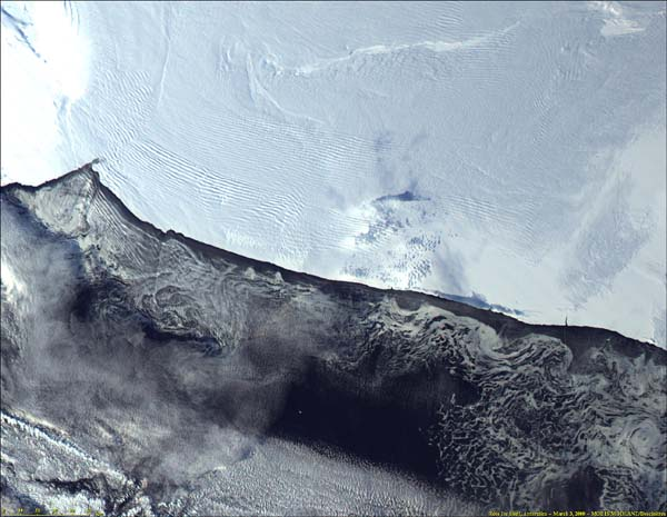 Ross Ice Shelf, Antarctica - related image preview
