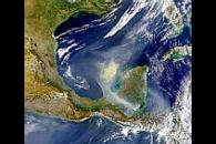 Fires in Central America