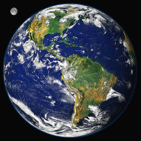 Earth - The Blue Marble - related image preview