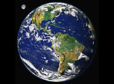 Earth - The Blue Marble - selected image