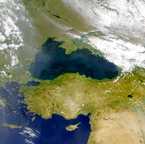 Turkey and Black Sea - related image preview