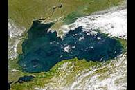 Black Sea Packed with Phytoplankton