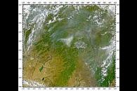 Smoke Over Russia and China