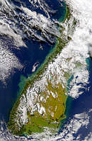 South Island, New Zealand - selected image
