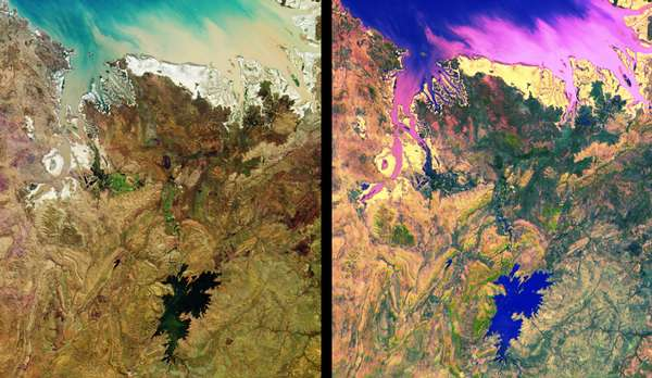 MISR Views Northern Australia - related image preview
