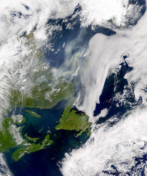 Smoke Over Labrador - related image preview
