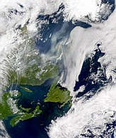 Smoke Over Labrador - selected image