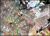 Early SAFARI Data: Pietersburg, RSA - selected image