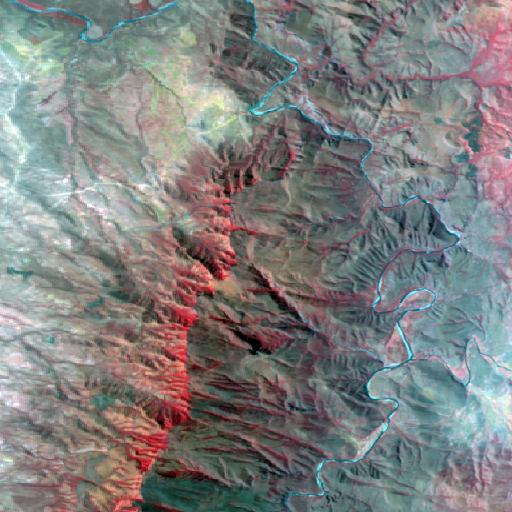 Early SAFARI Data: Blyde River Canyon, RSA - related image preview