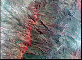 Early SAFARI Data: Blyde River Canyon, RSA - selected image