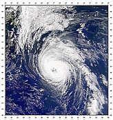 Hurricane Alberto - selected image