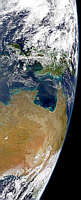 Australia and New Guinea - selected image