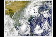 Typhoon Prapiroon and Tropical Storm Maria
