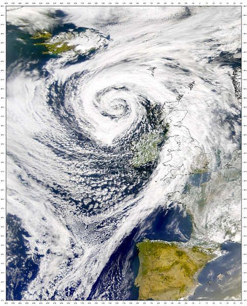 North Atlantic Low - related image preview