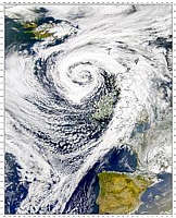 North Atlantic Low - selected image
