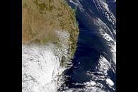 Eastern Australian Smoke Plumes
